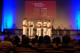 HSK, susret folklornih ansambala