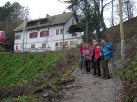Planinarski izlet - studeni