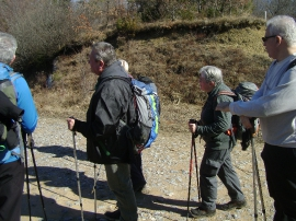 Planinarski izlet - veljača