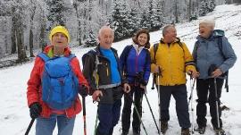 Planinarski izlet, ožujak 2019.