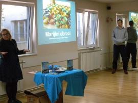 Predstavljanje, Marijini obroci